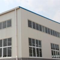 Wholesale Q345B Steel Framed Structures For Workshop - BS  GB / AWS Welding Standard from china suppliers