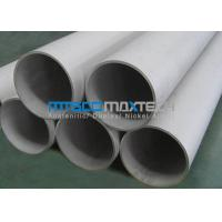 Best 2507 / 1.4462 Duplex Steel Pipe With Cold Rolled Method / Annealing wholesale