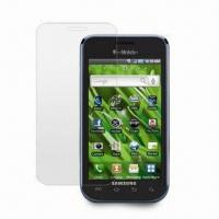 Wholesale Clear Screen Protector, Suitable for Samsung Galaxy S 4G from china suppliers