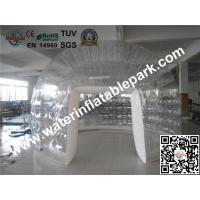 Wholesale UV Protected Transparent PVC Inflatable Clear Dome / 4m Dia Clear Dome from china suppliers