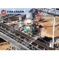 China 180TPH Capacity Rock Crusher Plant Granite Crushing Line Strong Strength on sale