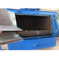 Wholesale Q3210 Tumble Shot Blasting Machine Abrator Type With 1.3m*1.3m*1m Inner Size from china suppliers