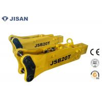 Buy cheap CE Certified Hydraulic Hammer Breaker 45mm Tool For Sunward Excavator SWE18 from wholesalers