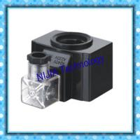 Best EN 60529 Magnetic Hydraulic Solenoid Valve Coil Connector 6.3*0.8mm wholesale