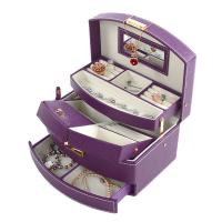 China Elegant Jewellery Presentation Boxes , High Durability Ring Storage Case for sale
