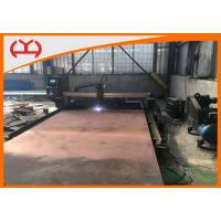Wholesale Light Duty Gantry CNC Cutting Machine , Plasma Pipe Cutting Machine Easy Operation from china suppliers