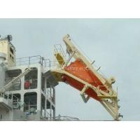 Wholesale 25Persons Free Fall Lifeboat With life boat davit from china suppliers