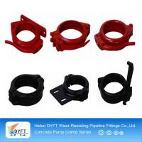 Wholesale High quality Forged concrete pump pipe clamp coupling from china suppliers