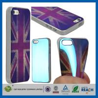 Wholesale Retro UK Style TPU Gel Soft Girls Fashion Durable Cell Phone Cases For Apple Iphone 5S from china suppliers
