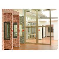 Wholesale Sound Insulation Extruded Aluminum Window FrameSection ProfileThermal Break from china suppliers