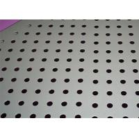 Wholesale Rust Resistant Round Perforated Metal Hot Dipped Galvanized Surface Treatment from china suppliers
