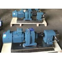 Wholesale 380V 50HZ 3 Phase Food Grade Pump High Viscosity Positive Lobe Gear Pump from china suppliers