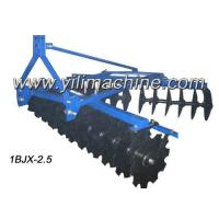China Middle-duty Disc Harrow on sale