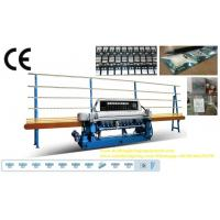 Wholesale Straight Line Glass Beveling Machine,Straight Line Small Glass Beveling Machine Processing Thickness 3 ~ 19mm from china suppliers