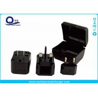 Wholesale Multi Color All In One USB Travel Adapter Converter Kit With Suit Storage Box from china suppliers