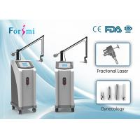 Wholesale Hot sale high engery low price co2 laser machine for sale and medical spa owner from china suppliers