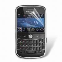 Wholesale Screen Protector for Blackberry 9000, Protects Phone's Original Color, Easy to Install from china suppliers
