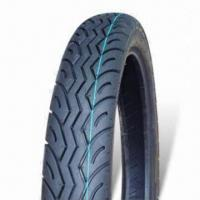 Quality Motorcycle Tire with Good Quality, Comes in Different Sizes for sale