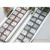 Wholesale High End Luxury Aluminium Mosaic Tile Trim Profile Setting Glass from china suppliers