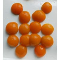 Buy cheap 2650ml Canned Apricot Halves In Light Syrup Golden Sun from wholesalers