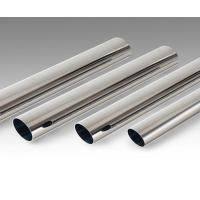 Wholesale Welded Austenitic Stainless Steel Pipe 6mm-159mm Outer Diameter Mirror Surface from china suppliers
