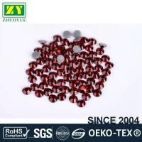Wholesale Tiny Flat Hotfix Glass Rhinestones High Color Accuracy With Even Facets from china suppliers