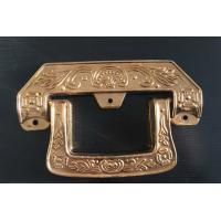 Best Gold Silver Or Copper Funeral Accessories coffin handles for Coffin Decoration wholesale