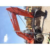 Wholesale Hitachi EX160WD/Used Wheeled Excavators Hitachi EX160WD from china suppliers