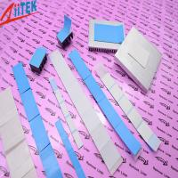 Buy cheap LED Fluorescent Lamp Adhesive Thermal Tape , 1 W / mK Thermal Conductivity Adhesive Fabric Tape from wholesalers