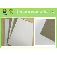 Wholesale High Bulking Large Flat Cardboard Sheets , White Black Paper Board For Electronics from china suppliers