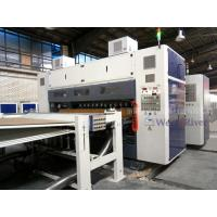 China Corrugated Package Computer Controlled Thin Blade AC Servo Slitter-Scorer | Zero Scoring Distance Option for sale