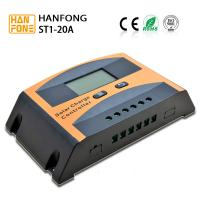 High Efficiency Manual Pwm Instructions 20A Solar Charge Controller For Home Solar System for sale