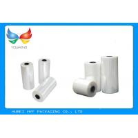 Wholesale Liquid Bottles Packing Pvc Shrink Wrap Film with Excellent Sealing Under High Speed from china suppliers
