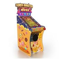 Wholesale Children Candy Monster Pinball Arcade Video Game Machine For Shopping Mall from china suppliers