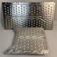 Wholesale Power Battery 3003 Brazing Aluminum Water Cooling Plate from china suppliers