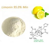 Wholesale CAS No 1180-71-8 Herbal Extract Powder Limonin 95.0% Min HPLC For Medicinal from china suppliers