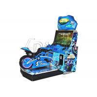 China Dynamic Platform Motor Racing Game Machine Gp Leader Games Coin Operated Machine on sale