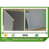 Wholesale Uncoated Stiffness Laminated Grey Chipboard 0.49mm - 4.00mm For Boxes Making from china suppliers