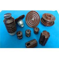 Wholesale Silicon Rubber Pin Suspension Porcelain Insulator , High Voltage from china suppliers