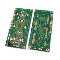 Wholesale Six Layer Pressional Electronic PCB Board, Immersion Gold Printed Circuit Boards, Six Layer PCB from china suppliers