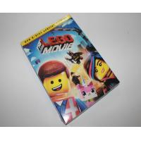 The LEGO Movie dvd Movie disney movie children carton dvd with slipcover free shipping