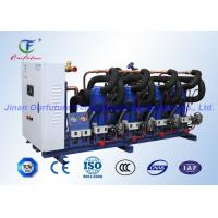 Wholesale Cold Room Compressor Rack Unit Danfoss Hermetic Scroll Type from china suppliers