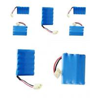 Wholesale 18650 Rechargeable GPS Battery Pack 1S5P With 11000mAh Capaicty , Size Customized from china suppliers