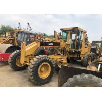 2012 Year Used Motor Grader , Used Caterpillar 140h Grader Japan 123KW 8700x2400x3000mm for sale