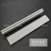 Wholesale Rectangle Grey  Nail Shine Buffer 2 Ways High Elastic Soft Sponge from china suppliers