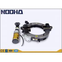 Split OD - Mounted Pipe Cutting And Beveling Machine With Electric Driven