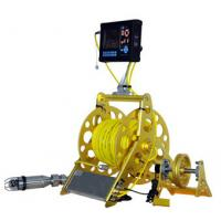 Buy cheap HV-PP007 Sewer Pipe Camera Inspection Resolution 480TVL 5.7 Inch TFT Monitor SONY CCD Pan &Tilt from wholesalers