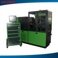220V 11kw automatic BOSCH common rail system test bench With industrial computer