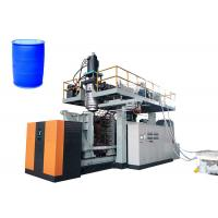 Wholesale 9 * 5.5 * 6m Plastic Drum Blow Molding Machine For 160L / 200L / 220L Drums from china suppliers