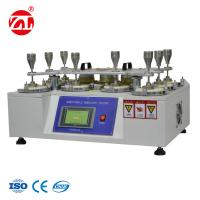 Wholesale T Martin Date Abrasimeter Test Wearing Resistance , Pilling Degree Of Textiles from china suppliers